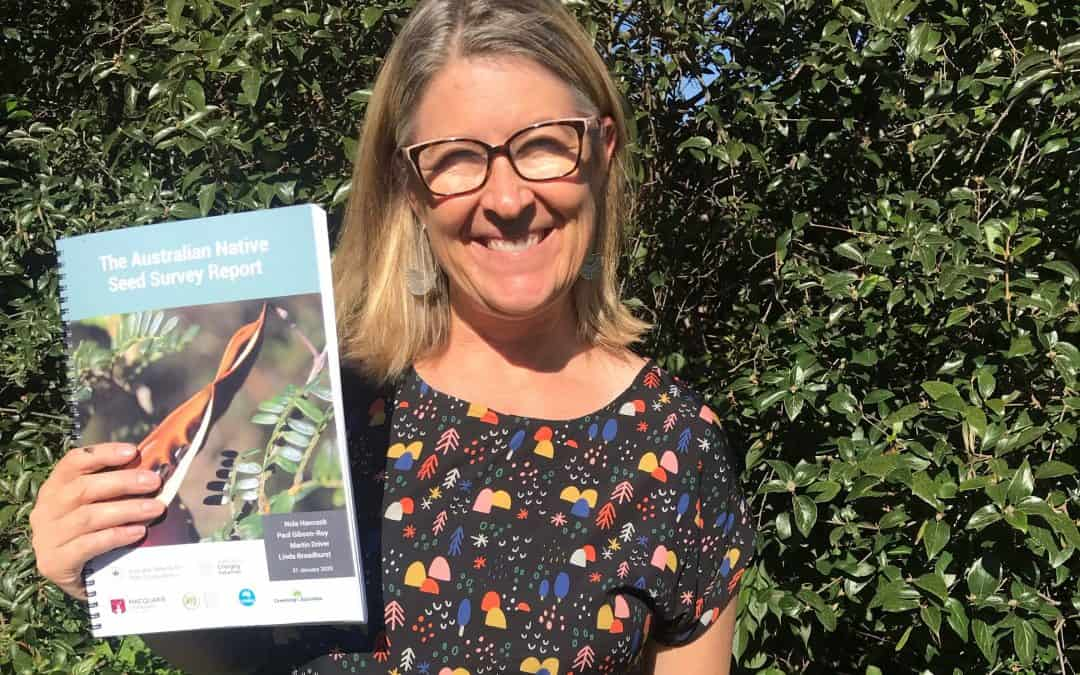 ANPC's Australian Native Seed Survey Report released!