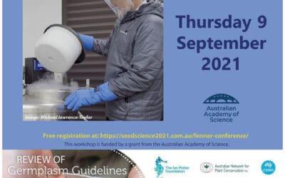Germplasm Guidelines Launch