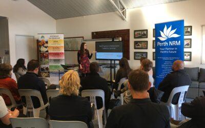 Perth NRM Seed Collection Seminar