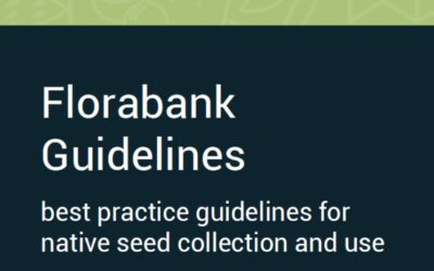 Release of the Florabank Guidelines