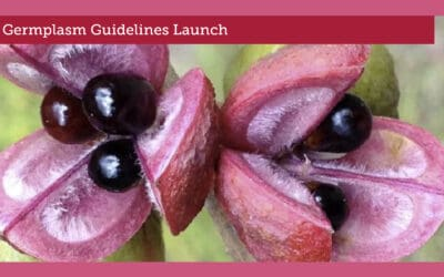 Germplasm Guidelines Launched!